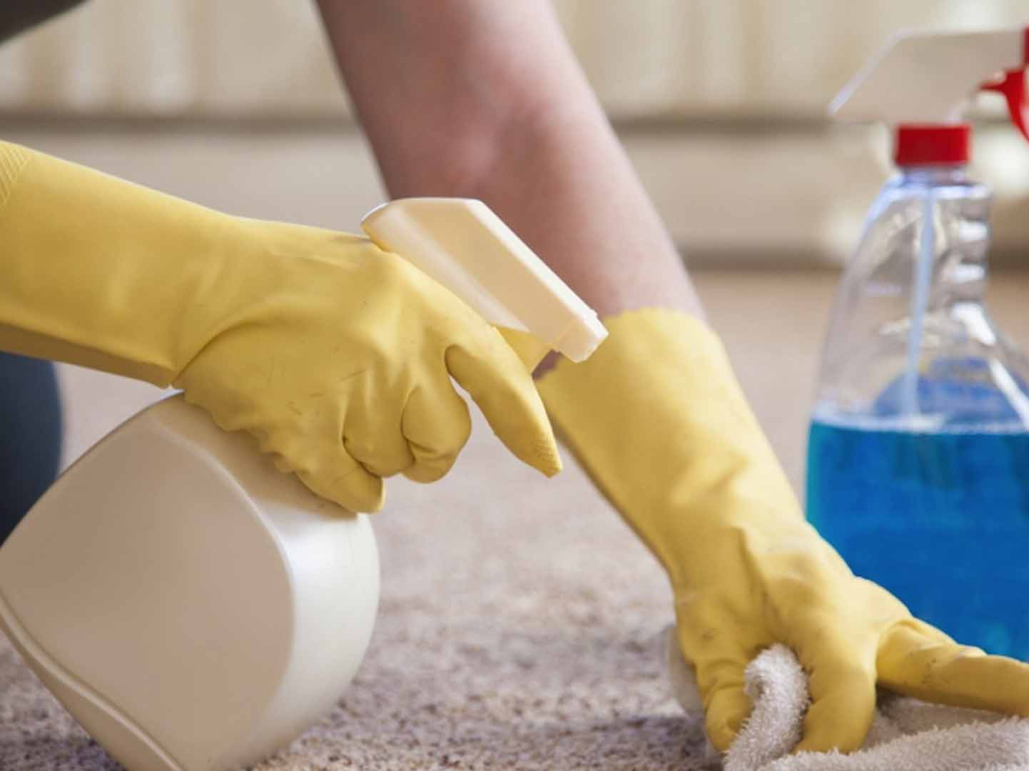 Our Cleaner do all kind of carpet cleaning in dubai